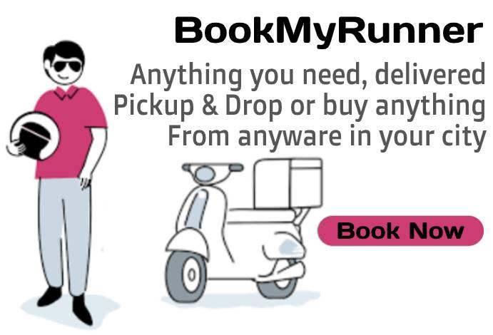Book my runner