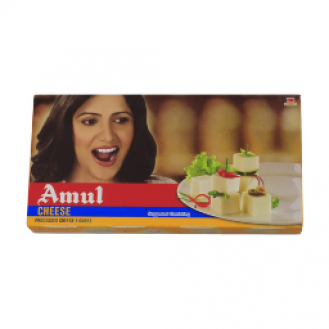 Amul Processed Cheese Cubes - 200 gms - 8 Cubes