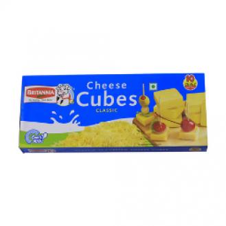 Britannia Processed Cheese Cubes - 200 gms