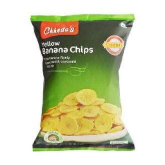 Chheda's Yellow Banana Chips - 170 gms