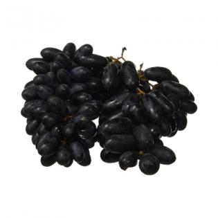 Grapes Black - Seedless (500 gm)