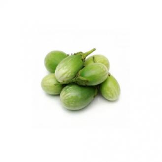 Brinjal Bharta Green / Jalgaon Begum (250 - 350 g)