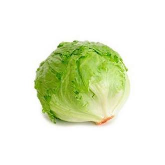Lettuce Iceberg (200 g - 300 g per piece)