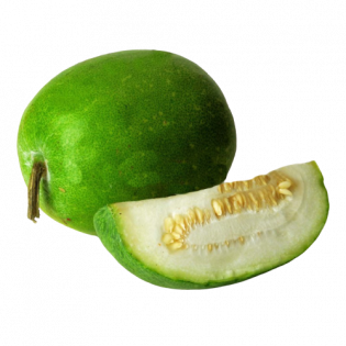 Ash Gourd / white pumpkin / white bhopla (250 gm)
