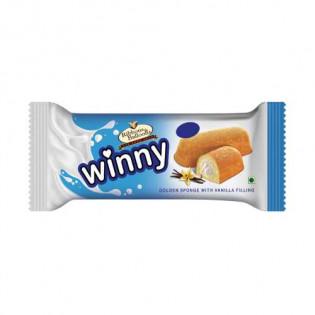 Ribbons & Balloons winny vanilla sponge: 30 gms