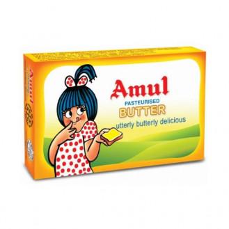 Amul Butter - 100 gms Pasteurised carton