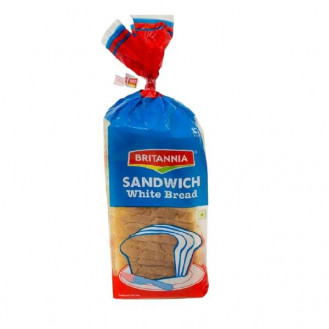 Britannia Sandwich White Bread, 350g