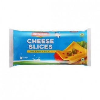 Britannia Cheese Slice - 480 gms