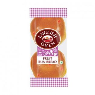 English Oven Fruit Bun Bread, 100 g