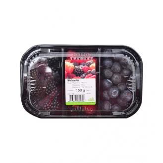 Mix Berries ( Raspberries, Blueberries, Blackberries ) -150gm