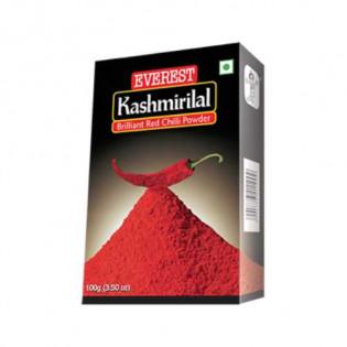 Everest Kashmirilal Red Chilli Powder: 100 gms