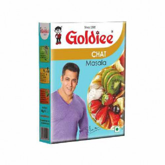 Goldiee Chat Masala: 100 gms