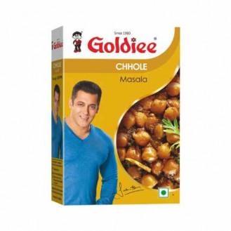 Goldiee Chhole Masala: 100 gms