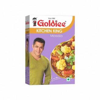 Goldiee Kitchen King Masala: 100 gms