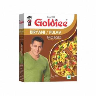 Goldiee Biryani/Pulav Masala: 50 gms