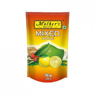 Mother's Recipe Mixed Pickle Pouch: 500 gms