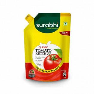 Surabhi Classic Tomato Ketchup 900 gm