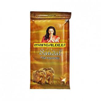 Mangaldeep Sandalwood Pooja Agarbatti: 114 Units
