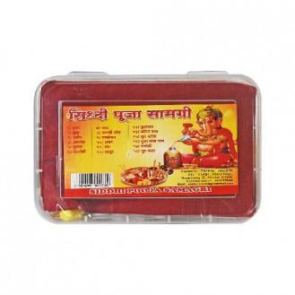Siddhi Pooja Samagri : 18 pcs