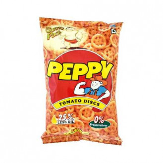 Peppy Tomato Disc, 70gm