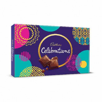 Cadbury Celebrations: 183.6 gms