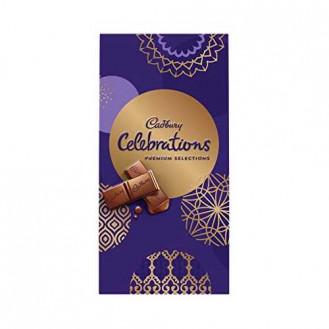 Cadbury Celebrations Premium Selection Chocolates: 217 gms