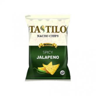 Tastilo Nacho Chips – Spicy Jalapeno: 60 gms